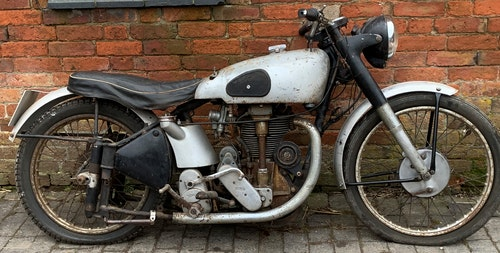 Picture of 1953 Norton International 30, 500cc all matching project For Sale
