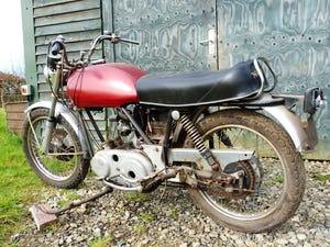 A 1974 Norton Commando 850 - 30/06/2021 For Sale by Auction (picture 4 of 5)