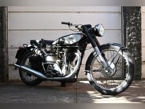 1949 NORTON 490CC MODEL 30 INTERNATIONAL For Sale by Auction (picture 1 of 7)