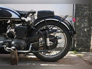 1949 NORTON 490CC MODEL 30 INTERNATIONAL For Sale by Auction (picture 3 of 7)