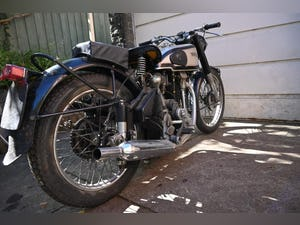 1949 NORTON 490CC MODEL 30 INTERNATIONAL For Sale by Auction (picture 4 of 7)