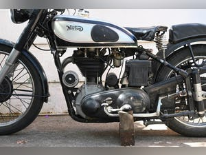 1949 NORTON 490CC MODEL 30 INTERNATIONAL For Sale by Auction (picture 6 of 7)