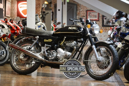 Picture of 1977 Norton Commando 850 Electric Start Fully Restored UK Example For Sale