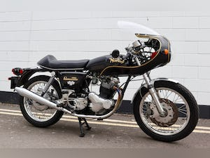 1972 Norton Commando 750cc - Matching Numbers For Sale (picture 1 of 20)
