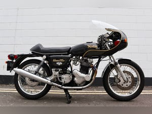 1972 Norton Commando 750cc - Matching Numbers For Sale (picture 3 of 20)