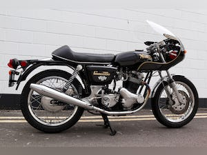 1972 Norton Commando 750cc - Matching Numbers For Sale (picture 7 of 20)