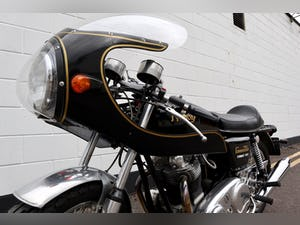 1972 Norton Commando 750cc - Matching Numbers For Sale (picture 10 of 20)
