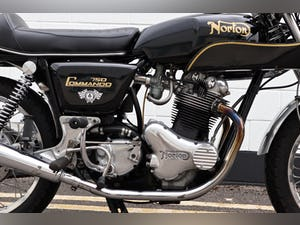 1972 Norton Commando 750cc - Matching Numbers For Sale (picture 13 of 20)