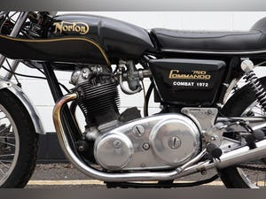 1972 Norton Commando 750cc - Matching Numbers For Sale (picture 14 of 20)