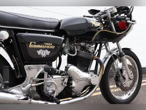 1972 Norton Commando 750cc - Matching Numbers For Sale (picture 17 of 20)