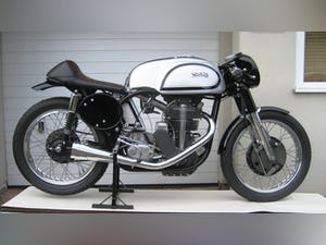1961 Norton Manx 500 -14/10/2021 For Sale by Auction (picture 2 of 12)