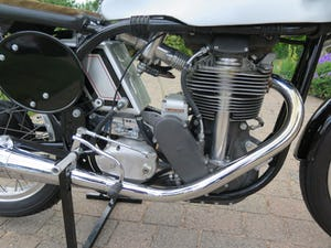 1961 Norton Manx 500 -14/10/2021 For Sale by Auction (picture 8 of 12)