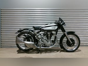 1951 NORTON INTERNATIONAL 350 IN RACING TRIM V5C SEE DESCRIPTION For Sale (picture 1 of 11)