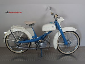 1966 NSU Quickly S 23, 49 cc, 2 hp For Sale (picture 2 of 12)