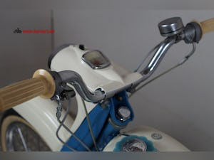 1966 NSU Quickly S 23, 49 cc, 2 hp For Sale (picture 8 of 12)