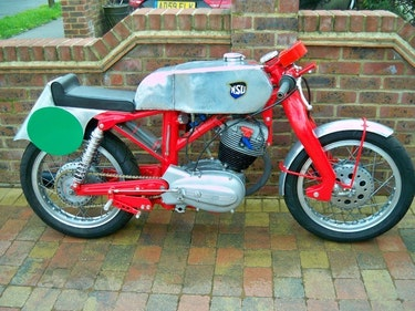 Picture of A 1958 NSU Max Race - 30/06/2021 For Sale by Auction