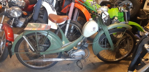 Picture of 1960 NSU Quickly 50cc £995 on the road For Sale