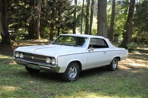 Picture of 1964 Oldsmobile Cutlass Convertible SOLD by Auction