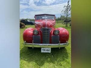 1939 Oldsmobile series 60 Business Roadster Body Nr 2 For Sale (picture 3 of 4)