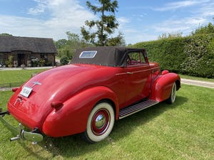 1939 Oldsmobile series 60 Business Roadster Body Nr 2 For Sale (picture 4 of 4)