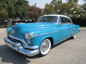 1953 OLDSMOBILE NINETY EIGHT DELUXE HOLIDAY For Sale (picture 1 of 12)