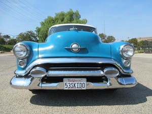 1953 OLDSMOBILE NINETY EIGHT DELUXE HOLIDAY For Sale (picture 3 of 12)