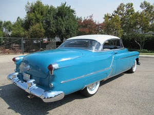 1953 OLDSMOBILE NINETY EIGHT DELUXE HOLIDAY For Sale (picture 4 of 12)