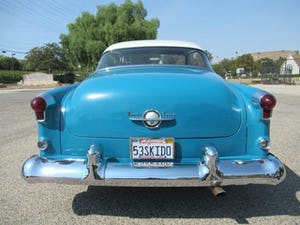 1953 OLDSMOBILE NINETY EIGHT DELUXE HOLIDAY For Sale (picture 6 of 12)