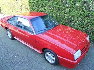 Picture of Opel Manta GST 1989 NEW 97 KM  SOLD