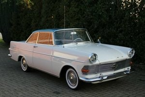 Picture of Opel Rekord P2 Coupe, 1963 SOLD