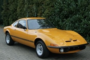 Picture of Opel GT /J Junior, Europaversion! 1974 SOLD
