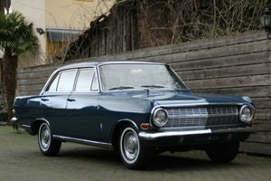 Picture of Opel Olympia Rekord A 1700 L Sedan, 1965 SOLD