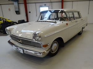 1961 Opel Kapitän P2 For Sale (picture 3 of 24)