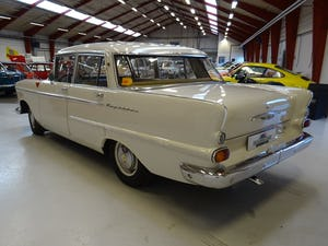 1961 Opel Kapitän P2 For Sale (picture 5 of 24)