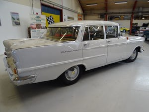 1961 Opel Kapitän P2 For Sale (picture 7 of 24)