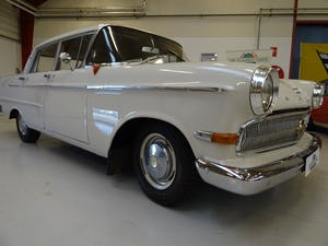 1961 Opel Kapitän P2 For Sale (picture 9 of 24)