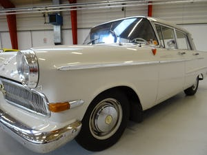 1961 Opel Kapitän P2 For Sale (picture 11 of 24)