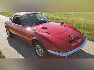 """1970 Opel GT '70  LHD """" mint contion"""" For Sale (picture 3 of 6)"""