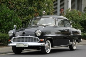 Picture of Opel Olympia Rekord, 1956, 7.900,- Euro For Sale