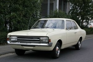 Picture of Opel Rekord C 1900 Automatik, 1969 SOLD