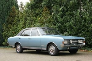 Picture of Opel Commodore 2500 Viertürer, 1968 SOLD