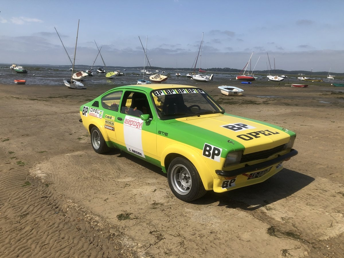 1976 Opel Kadett GTE Group 4 Conrero For Sale (picture 1 of 5)