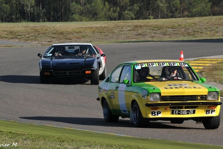 1976 Opel Kadett GTE Group 4 Conrero For Sale (picture 2 of 5)