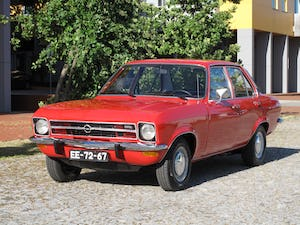 1972 Opel 1604 S For Sale (picture 1 of 12)