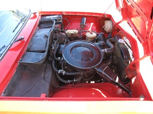 1972 Opel 1604 S For Sale (picture 9 of 12)