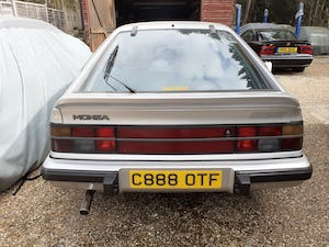1985 Opel Monza GSE C888OTF For Sale (picture 7 of 12)