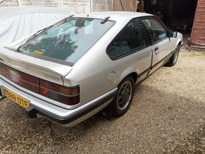 1985 Opel Monza GSE C888OTF For Sale (picture 10 of 12)