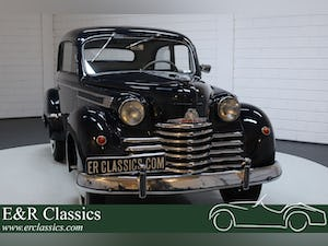 Opel Olympia 1950 Very rare model For Sale (picture 1 of 12)