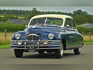 1948 Packard 22nd Series Touring Sedan For Sale (picture 1 of 12)