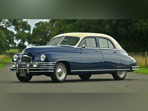 1948 Packard 22nd Series Touring Sedan For Sale (picture 6 of 12)